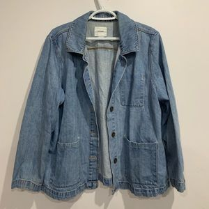 Jean Jacket - Perfect for Fall!